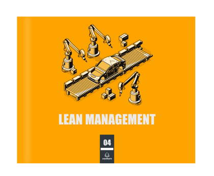 Download cover: Lean Management - zweikern Whitepaper
