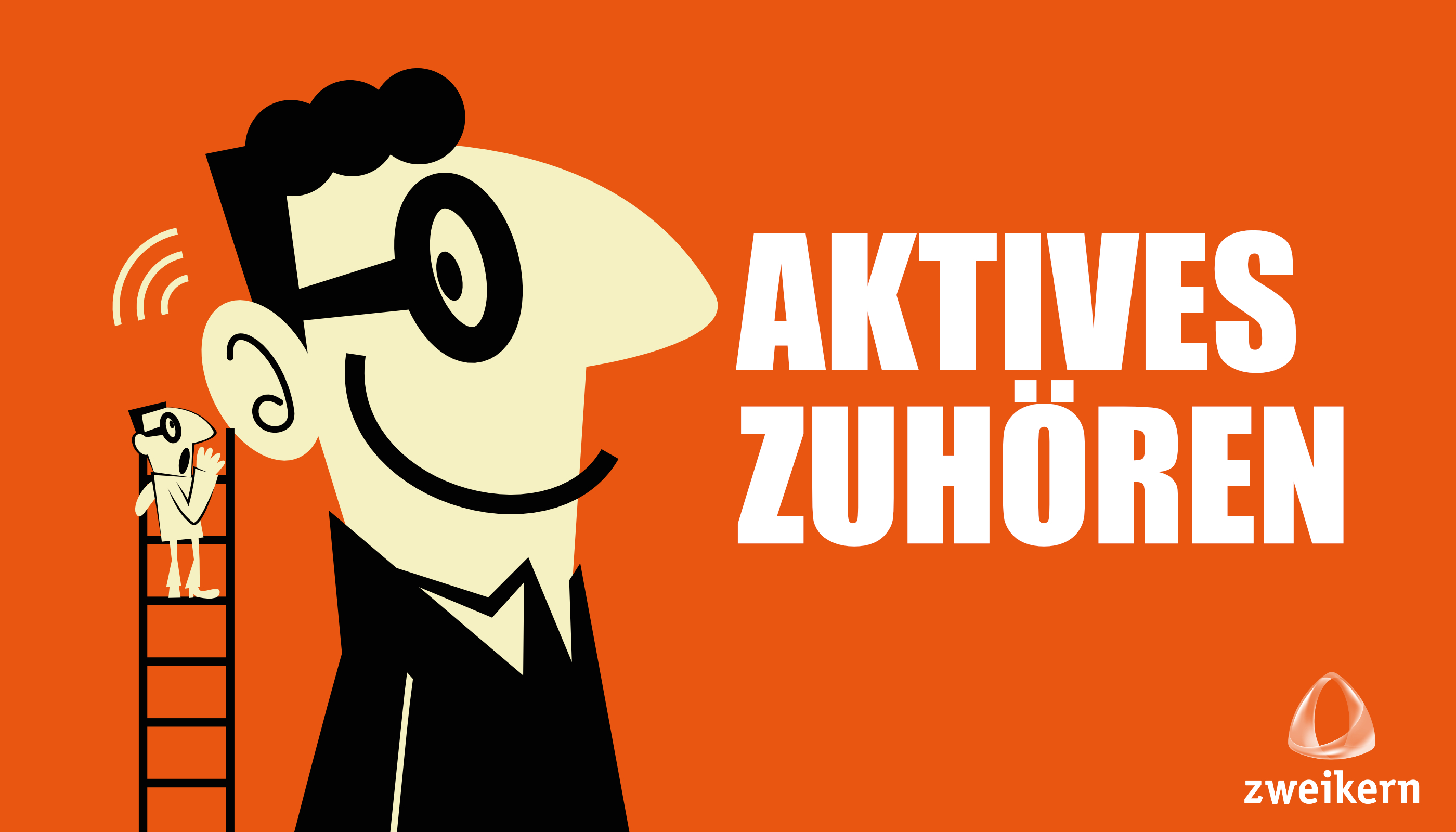 aktives zuhren der kern der kommunikation - Aktives Zuhoren Beispiele